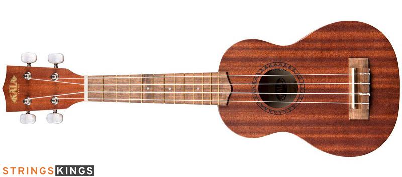 best ukulele for beginners Kala KA-15S Mahogany Soprano 1