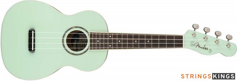 best ukulele for beginners Zuma Classic Concert Ukulele