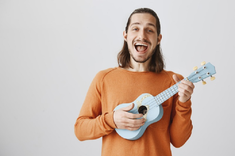 first ukulele lesson