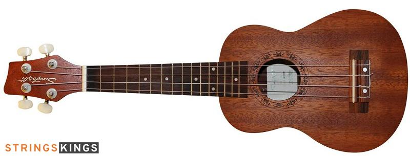 sawtooth mahagony best ukulele for beginners