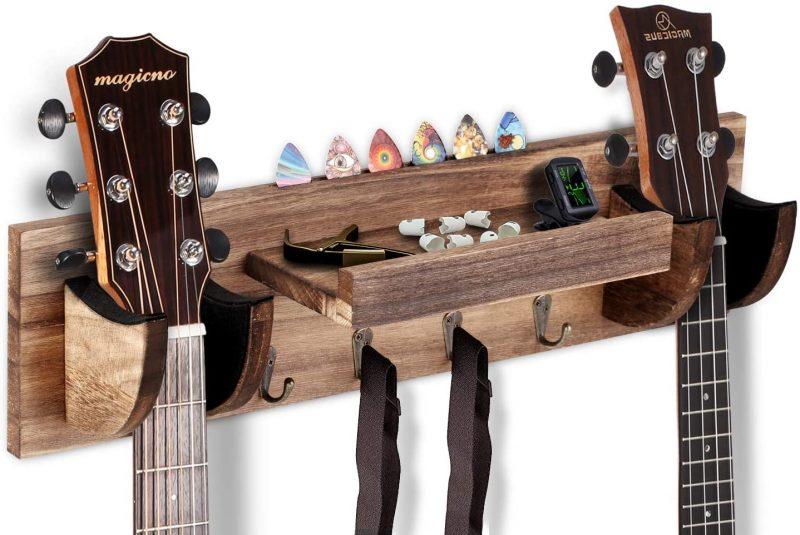 ukulele wall stand