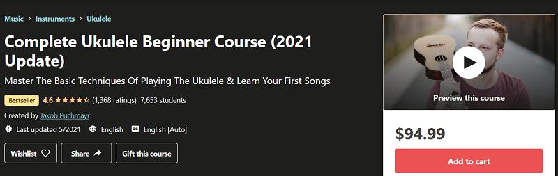 Complete Ukulele Course