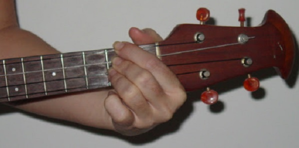 How to Play D Chord on Ukulele