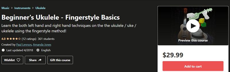 Fingerstyle Basics