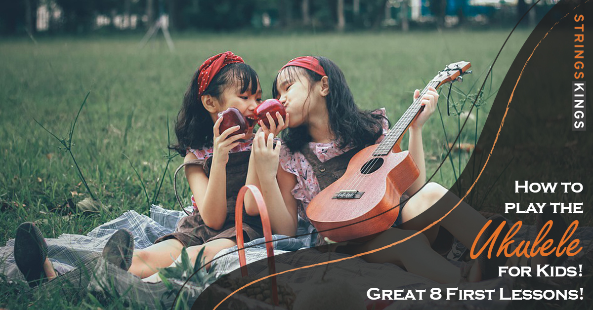 How to Play the Ukulele for Kids
