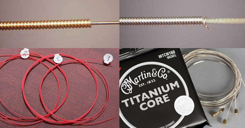 bass strings types