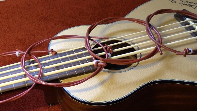 bass ukulele strings