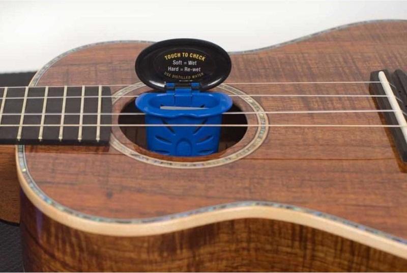ukulele accessories - humidifier
