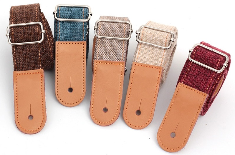 ukulele accessories - linen straps