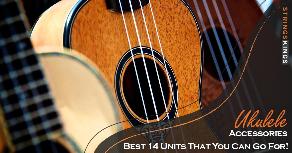 ukulele accessories feat