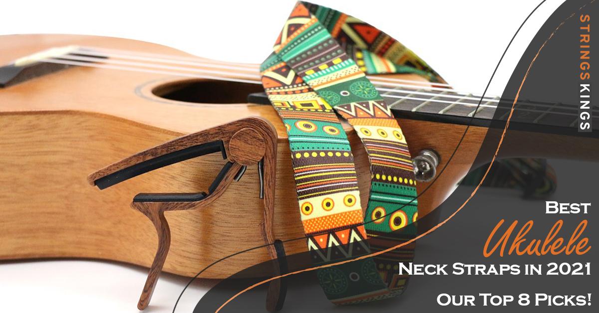 ukulele neck strap feat