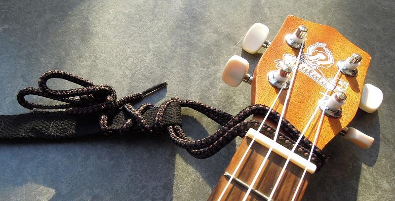 ukulele strap diy