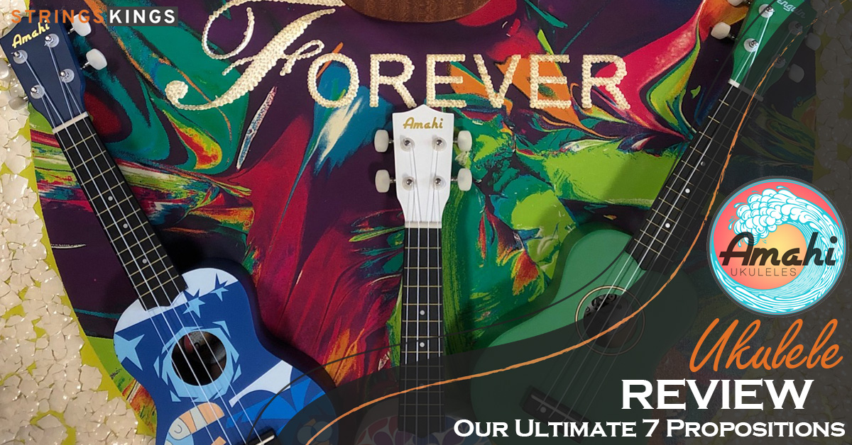 Amahi Ukulele Review Our Ultimate 7 Propositions