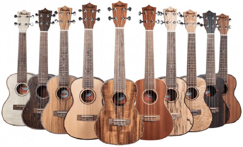 Amahi ukulele review models
