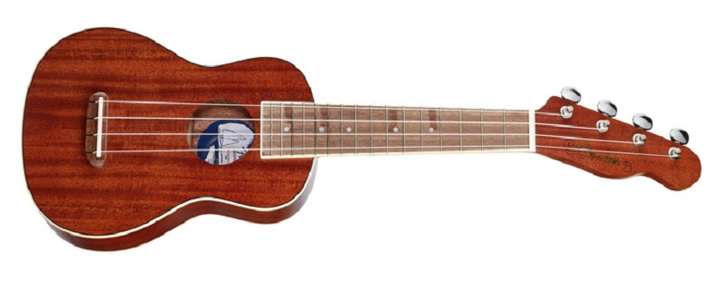 Fender Seaside Soprano Uke