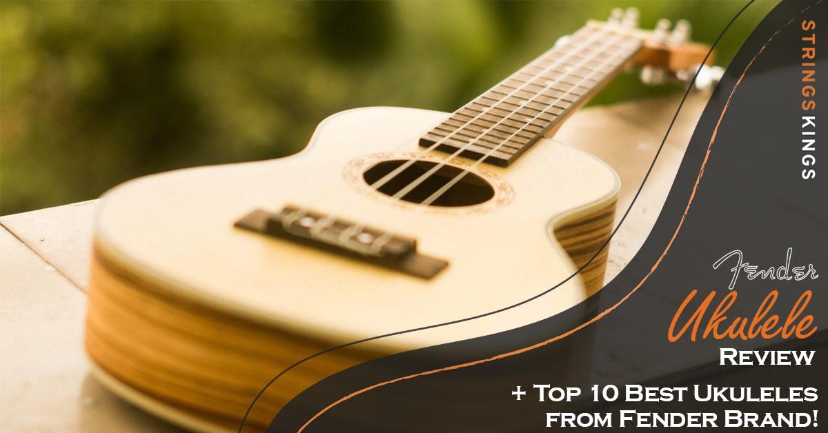 Fender Ukulele Review Feat