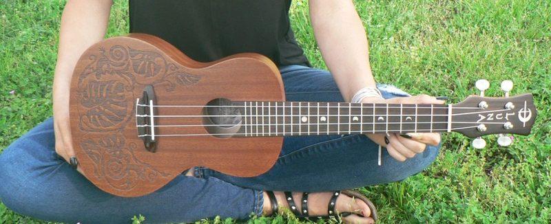 Luna ukuleles