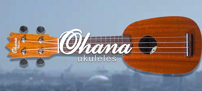 Ohana ukulele review