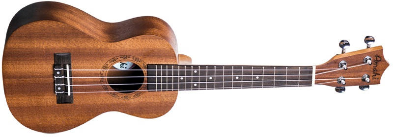 UK210C Concert Size Classic Series Mahogany