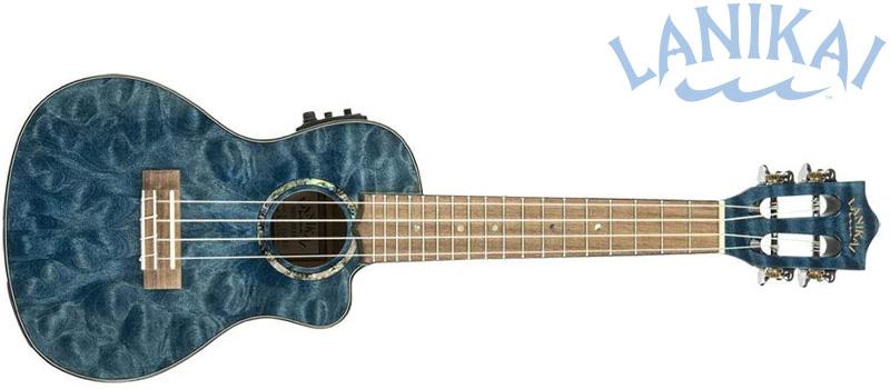 lanikai good ukulele brands with logo