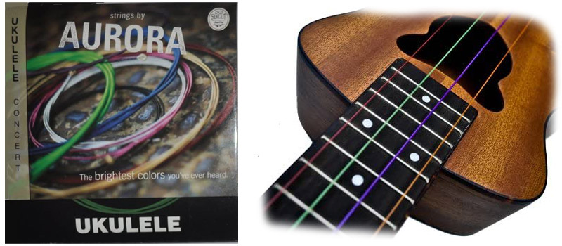 Aquila Colored Soprano