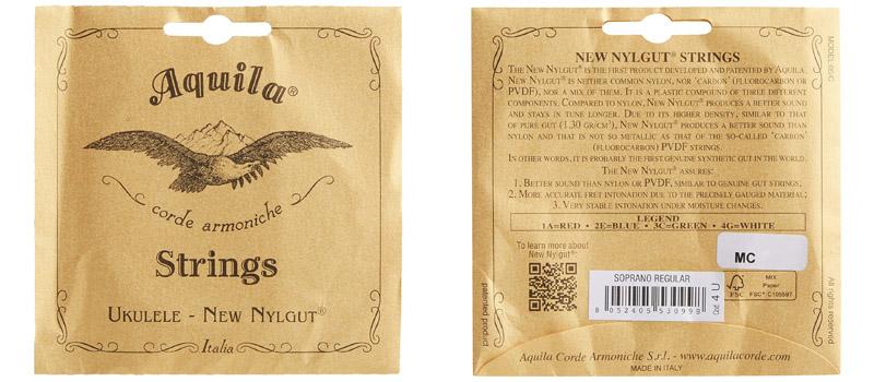 Aquila New Nylgut AQ-4 Soprano