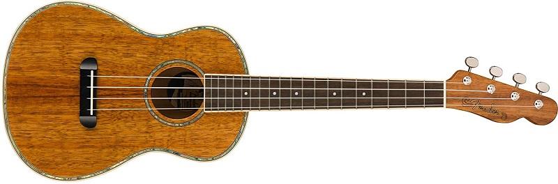 Fender Montecito Koa