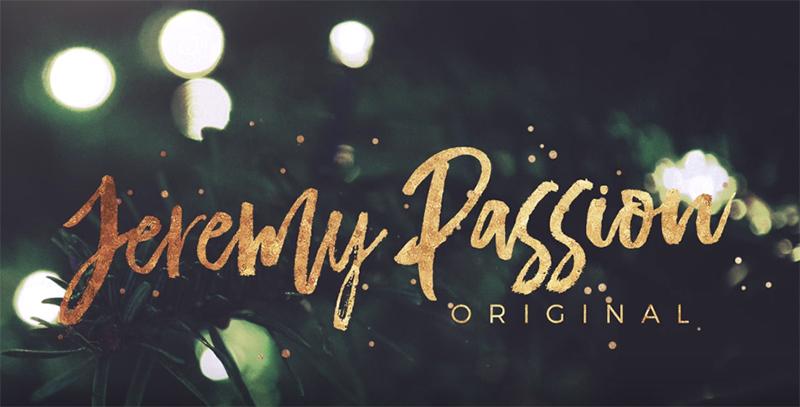 Jeremy Passion