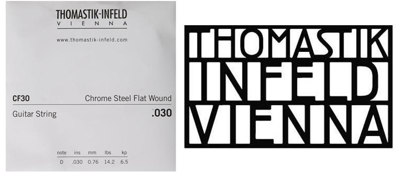 Thomastik - Infeld CF27 & CF30