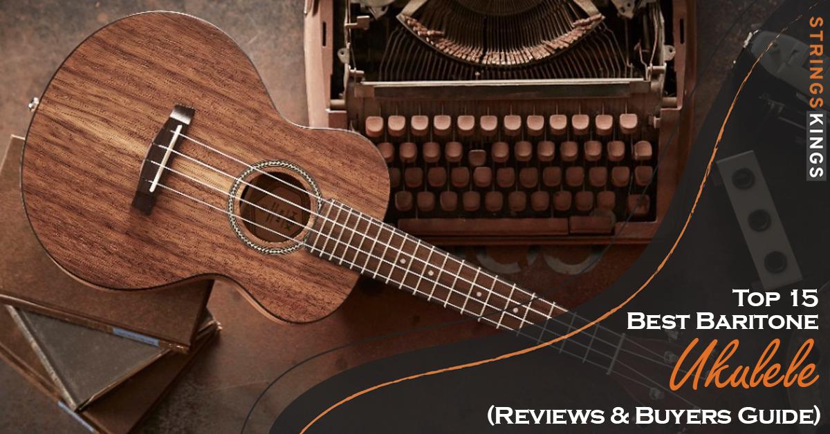 best baritone ukulele feat