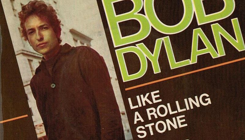 bob dylan like a rolling stone