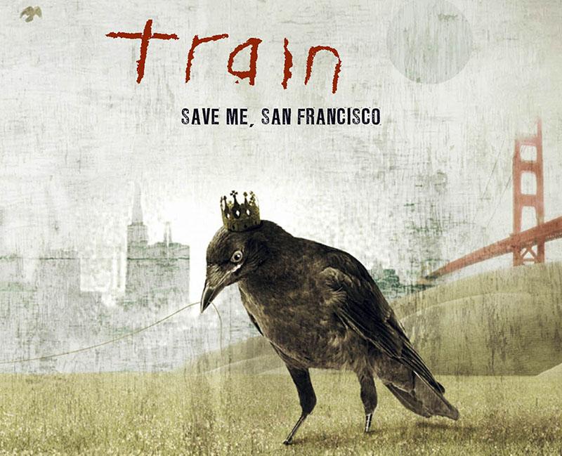 Train - Save me SanFrancisco