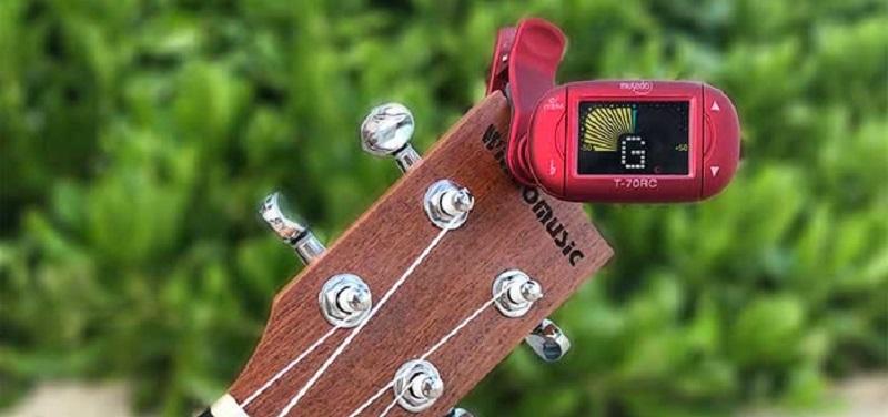 ukes string tuning