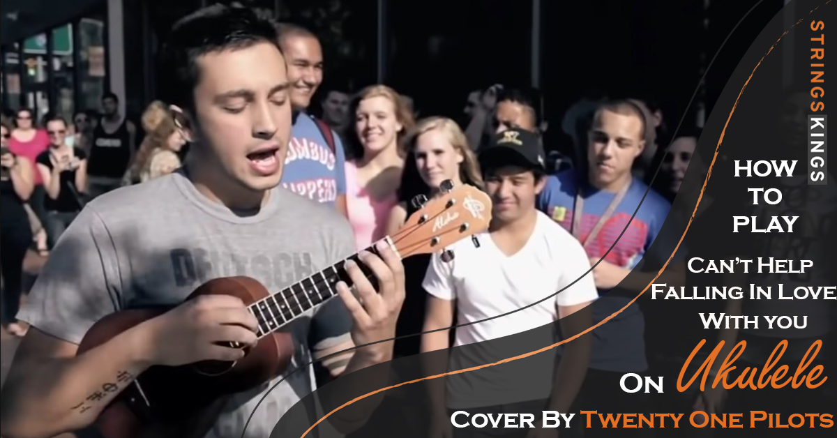 Can't Help Falling In Love Featured Strings Kings