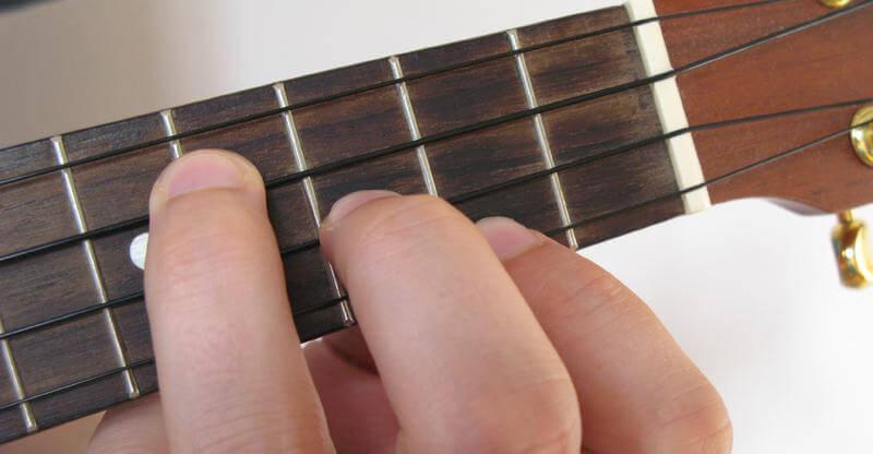 How to Play E Minor on Ukulele