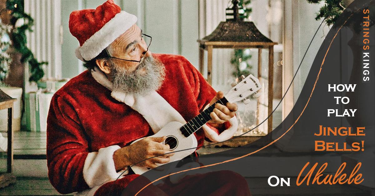 santa ukulele strings kings