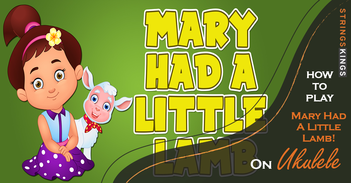 Mary had a little lamb featured