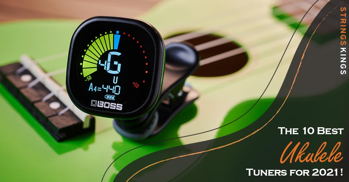 best ukulele tuners feat