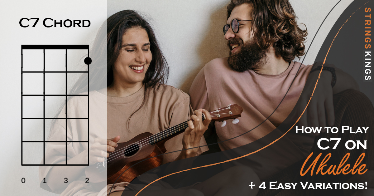 how to play c7 on ukulele feat