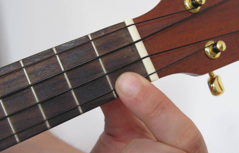how to play c7 on ukulele